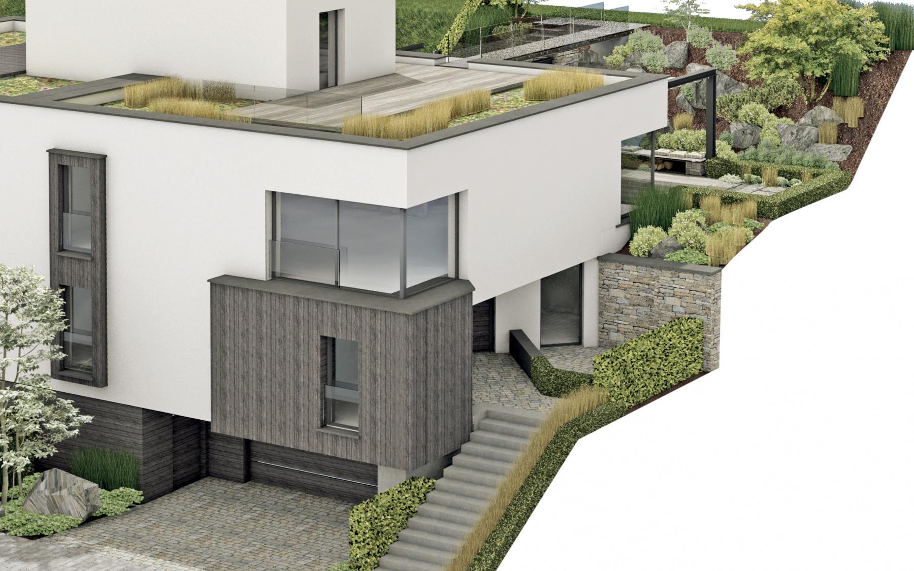 Maison écologique à Insenborn