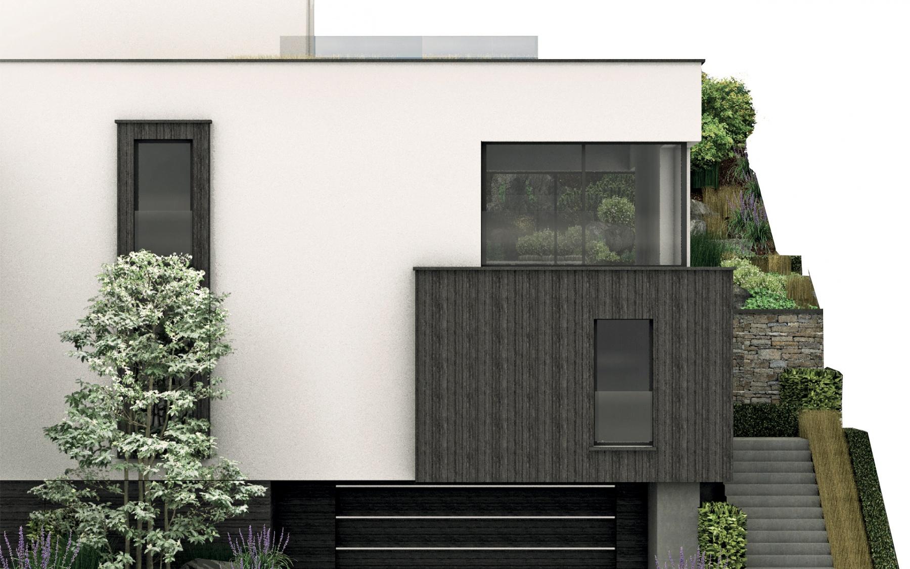 Maison écologique avec jardin à Insenborn