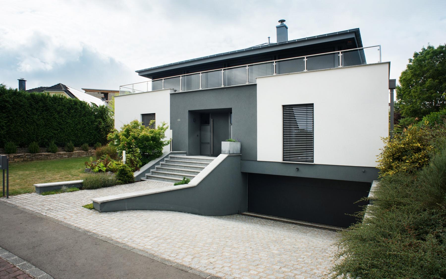 Maison contemporaine à Frisange