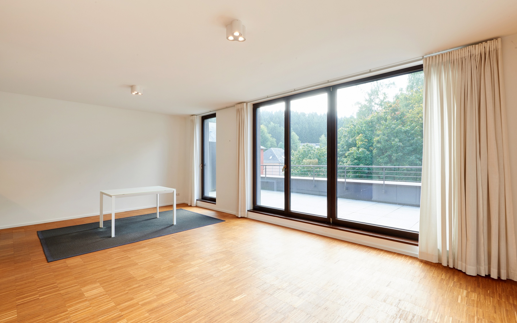 Penthouse in Luxembourg-Mühlenbach