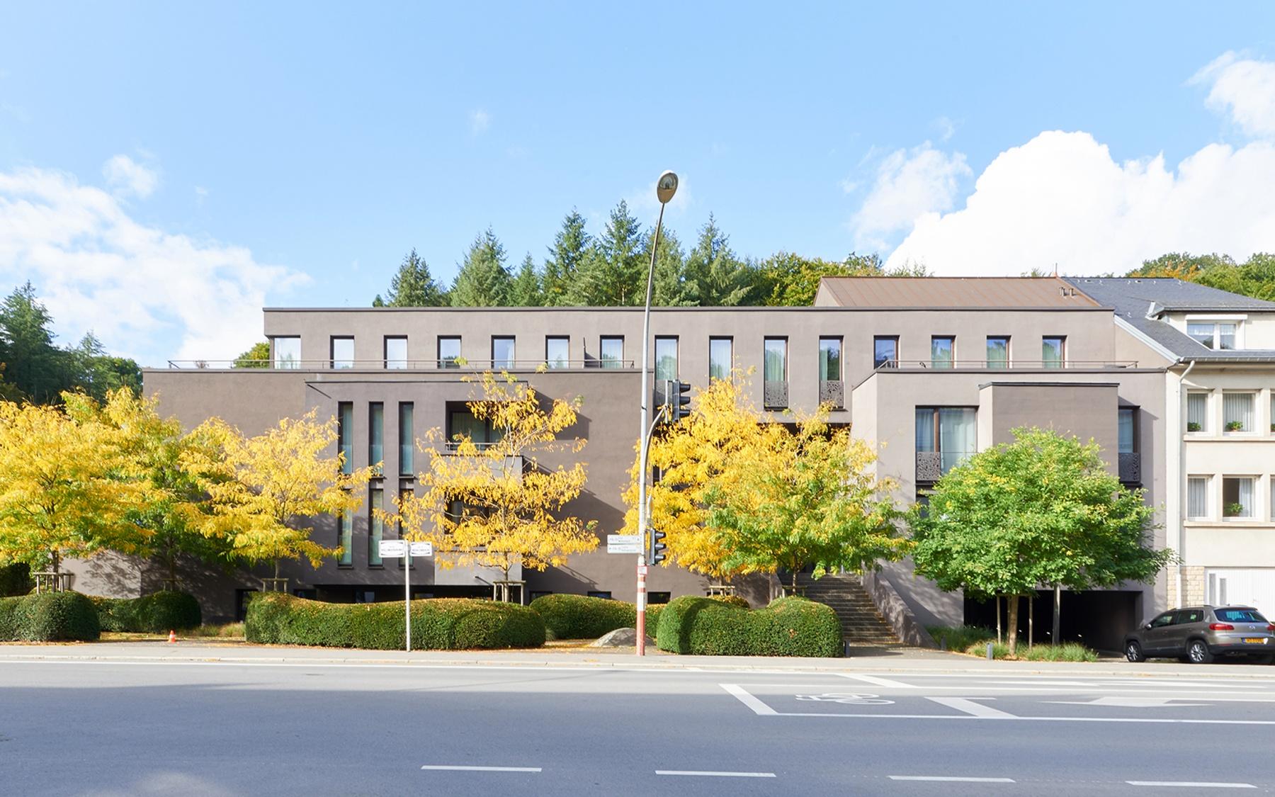 Appartement meublé à Luxembourg-Mühlenbach