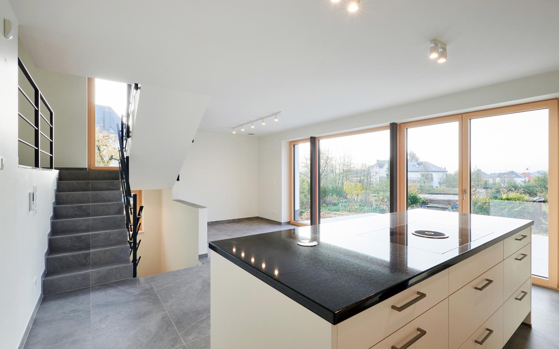 Maison moderne à Steinsel