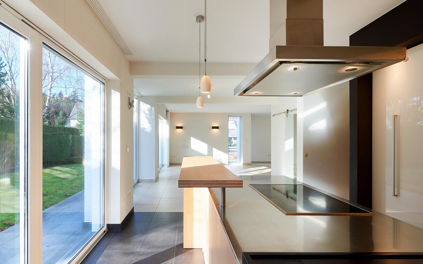 Maison contemporaine à Bertrange