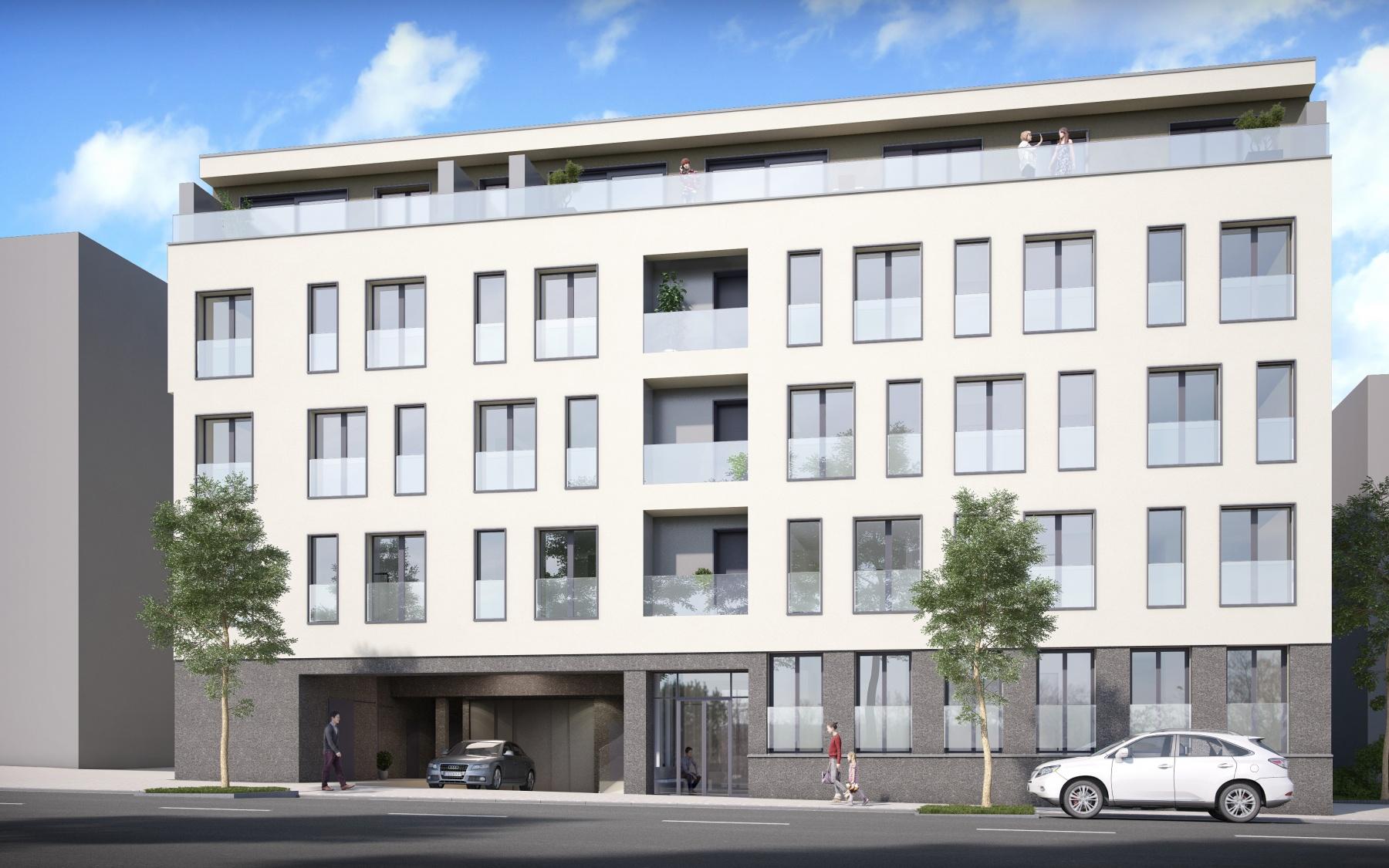Résidence MAJERUS à Luxembourg-Bonnevoie