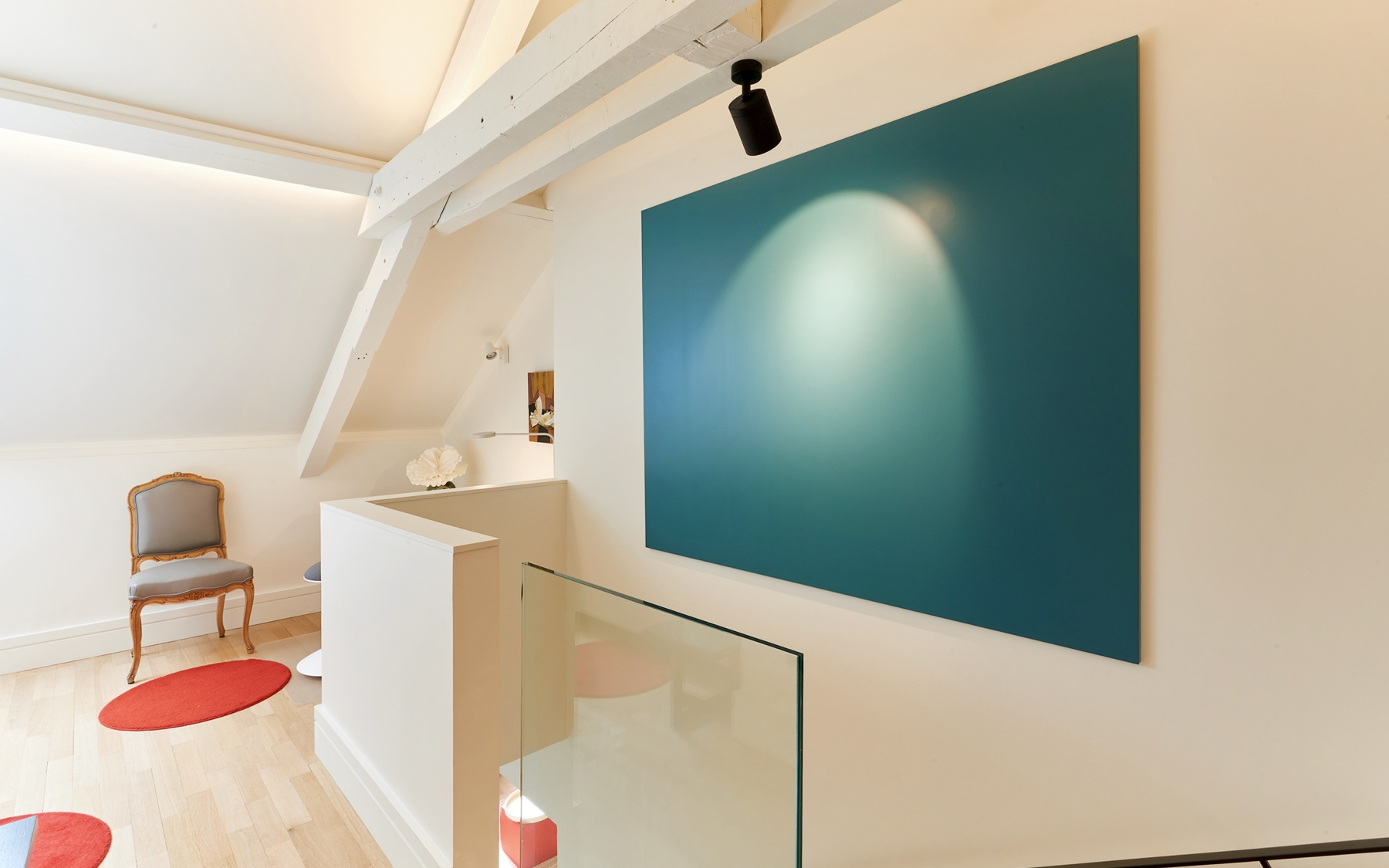 Duplex meublé à Luxembourg-Belair