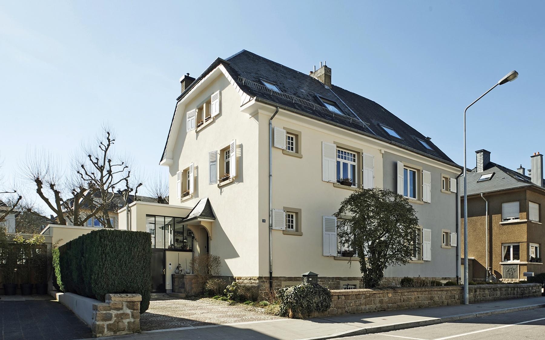 Maison de ville à Luxembourg-Belair