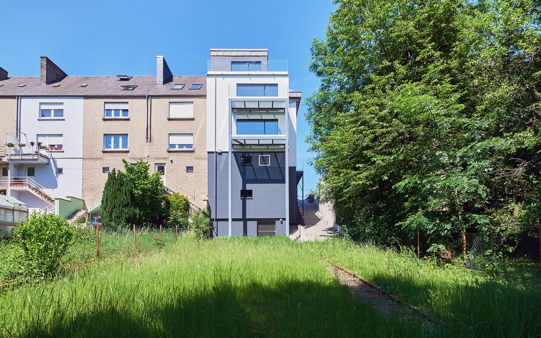 Nice townhouse in Luxembourg-Merl