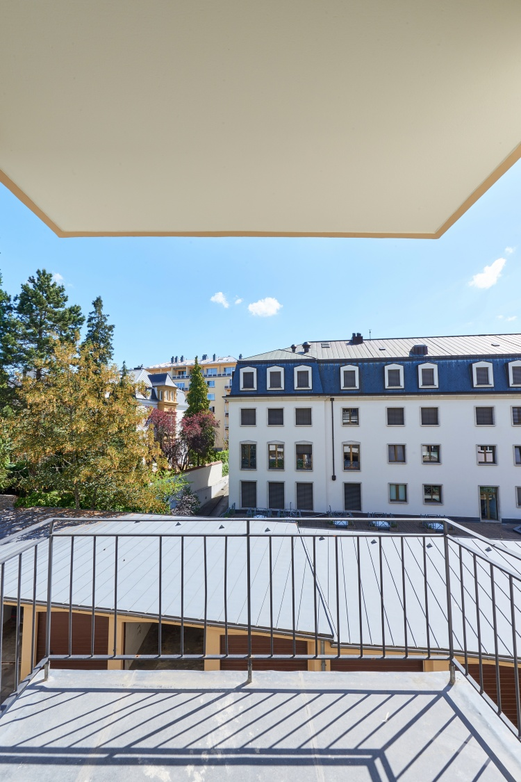 Furnished apartment in Luxembourg-Belair