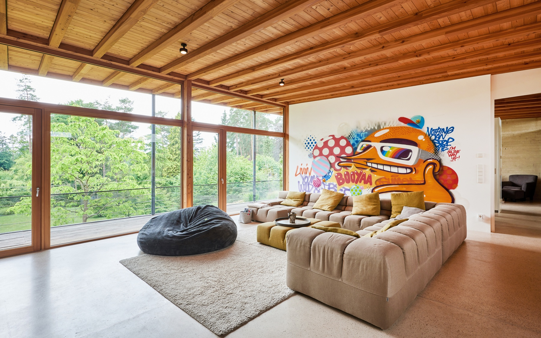 Modern villa  in Kehlen