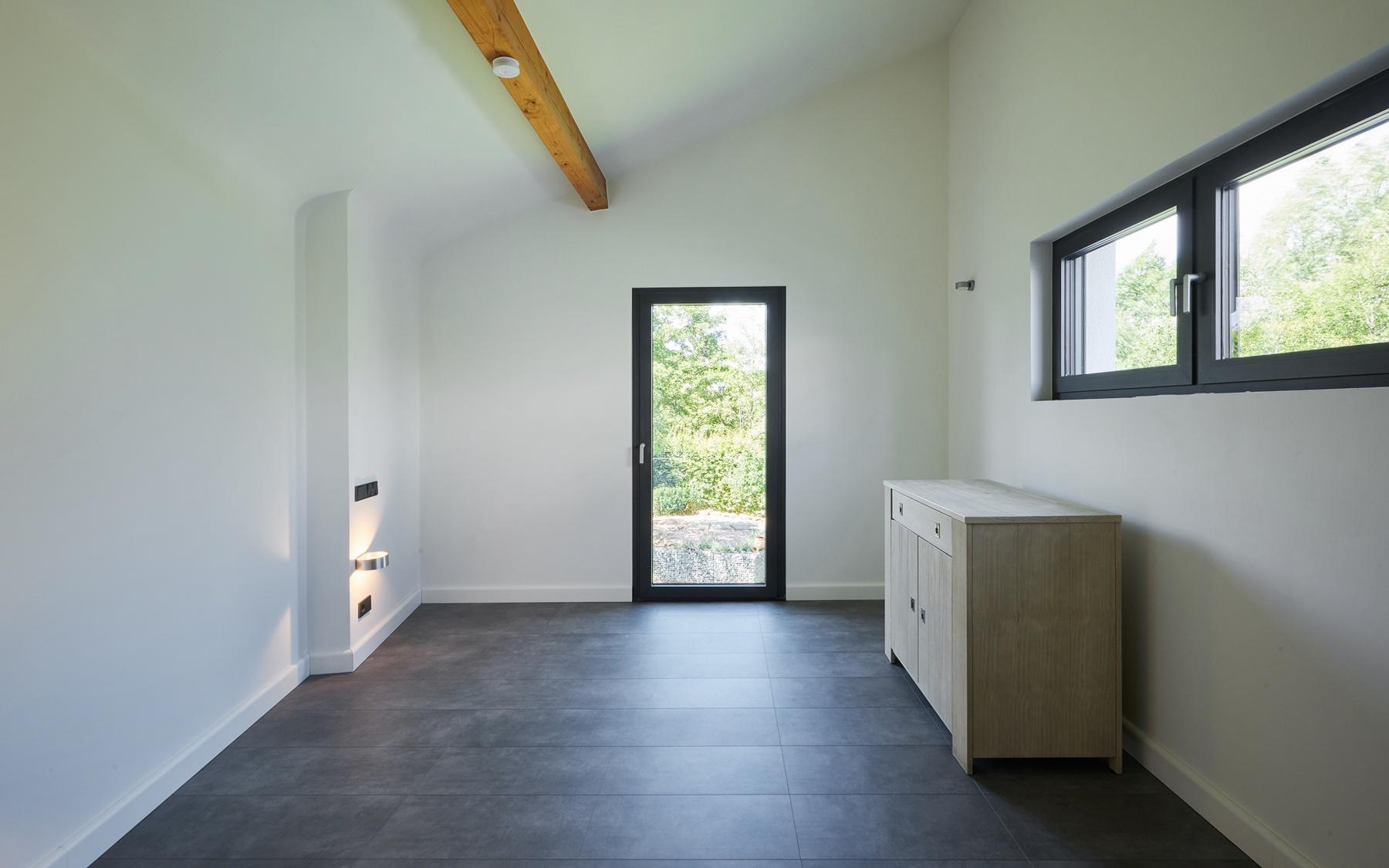Maison d'architecte à Junglinster