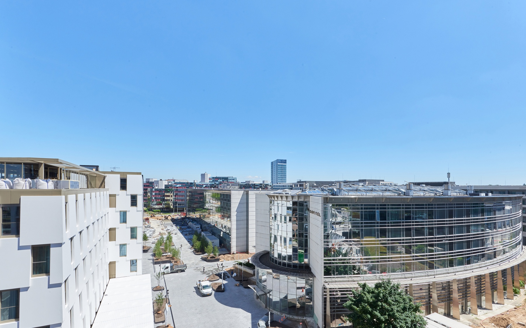 New apartment in Luxembourg-Kirchberg