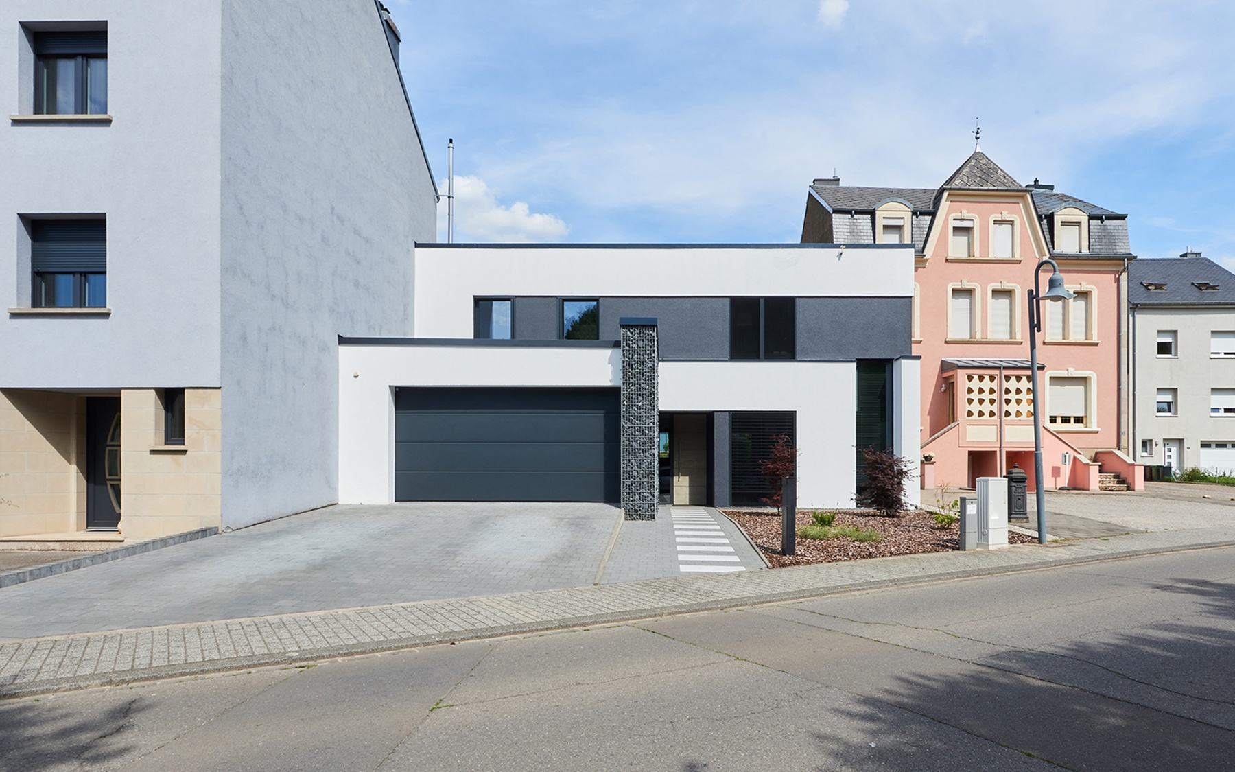 Modern house in Bascharage