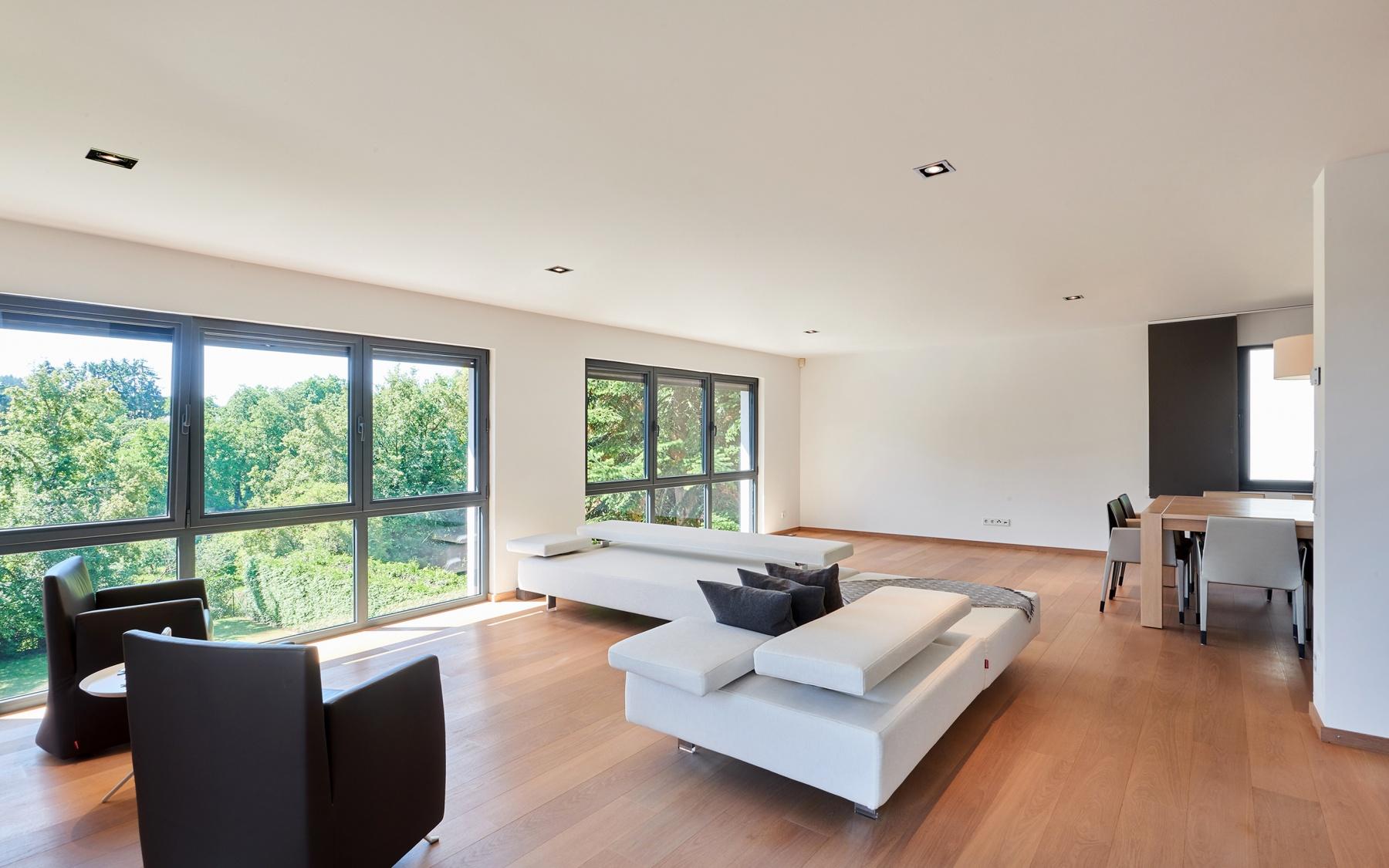Maison contemporaine à Lenningen