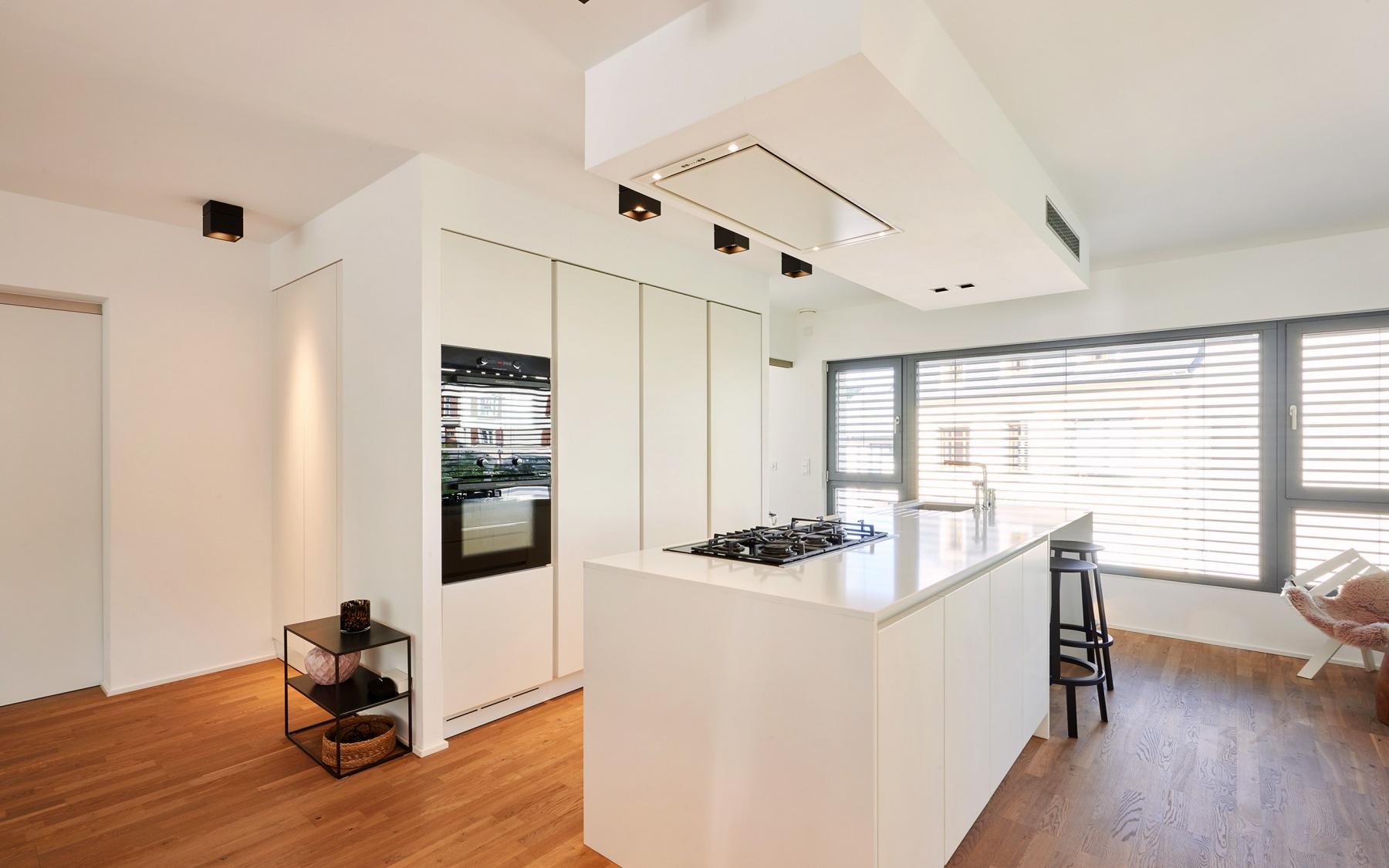 Maison moderne à Rameldange