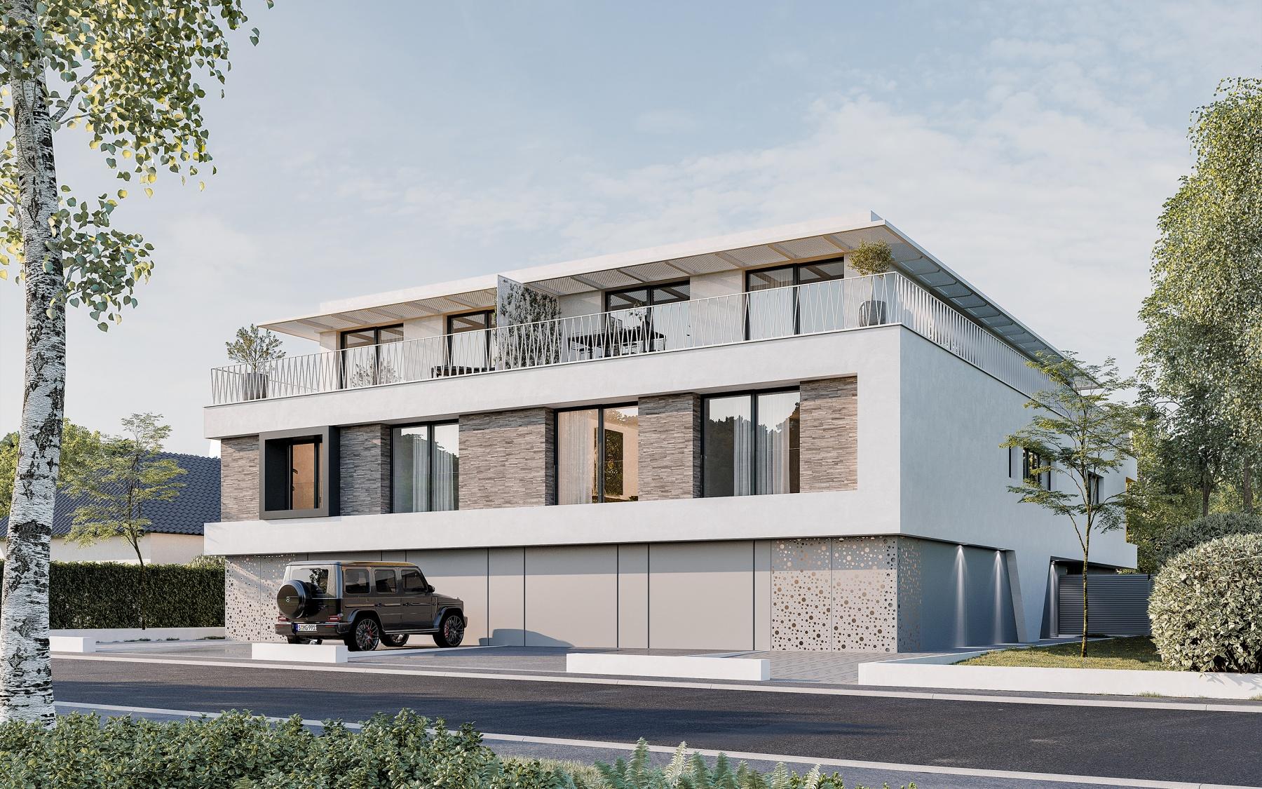 Projet HEMINGWAY à Niederanven