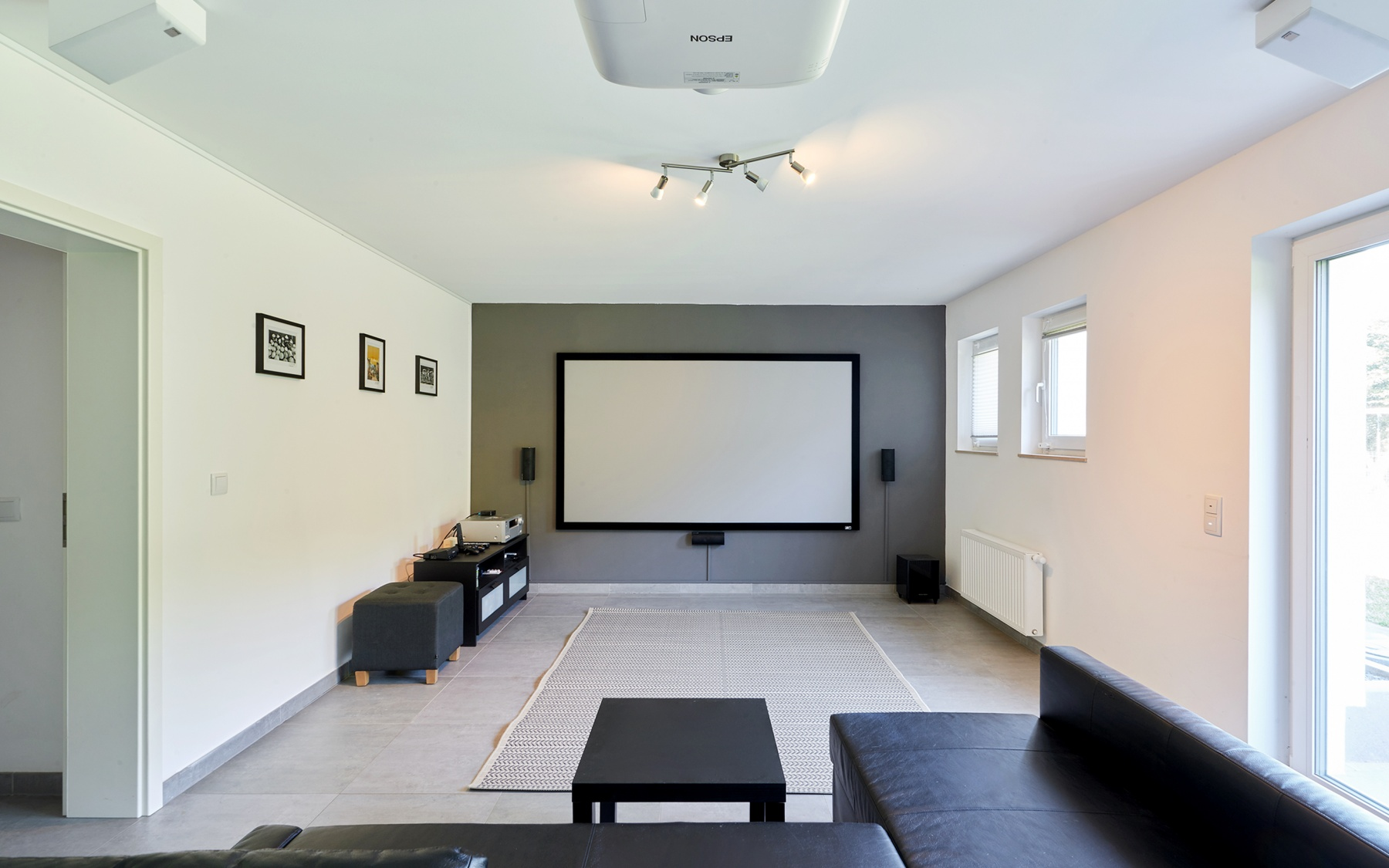 Maison moderne à Bourglinster