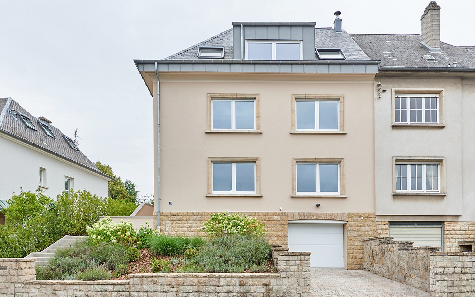 House in Luxembourg-Cessange
