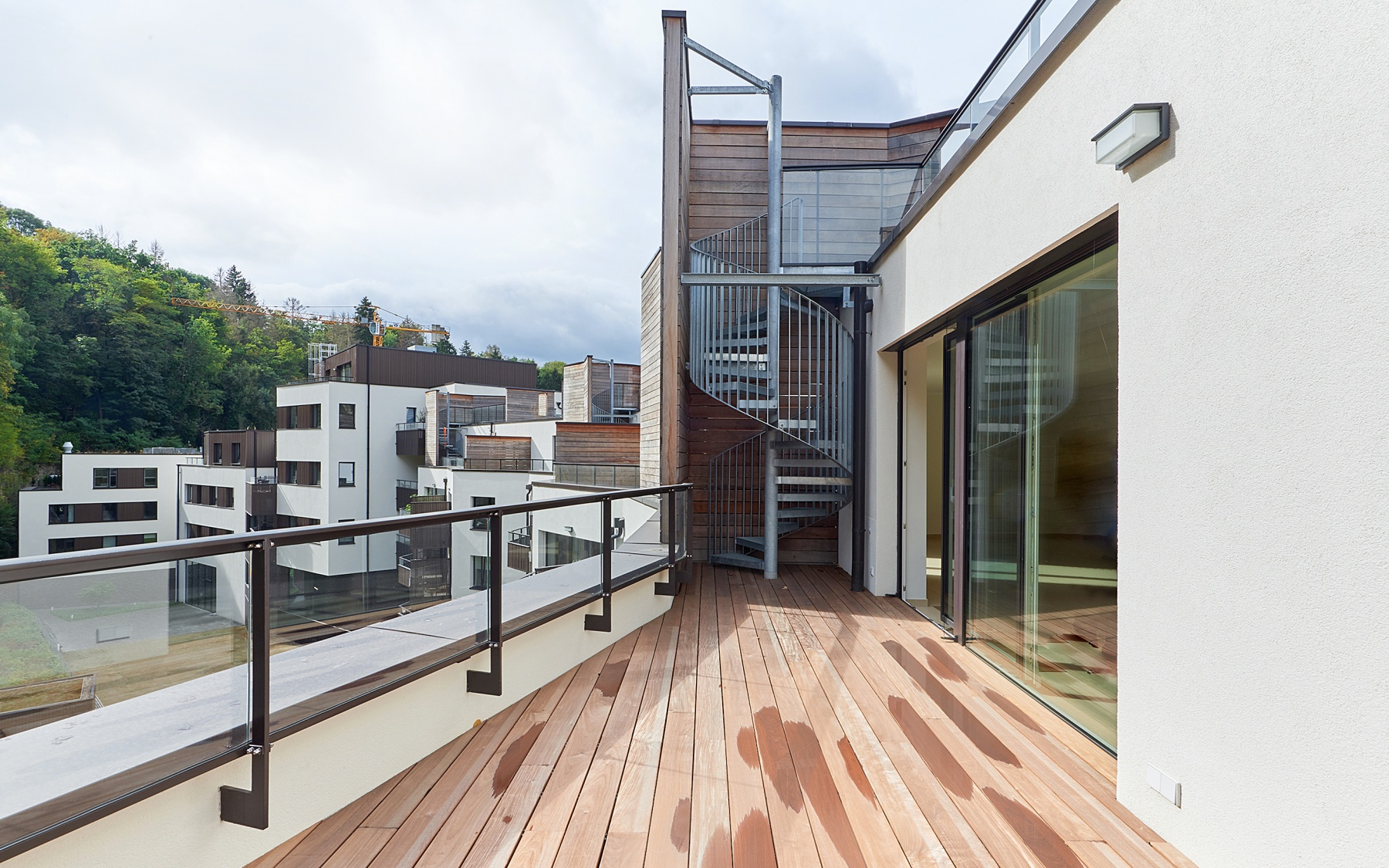 Penthouse à Luxembourg-Neudorf