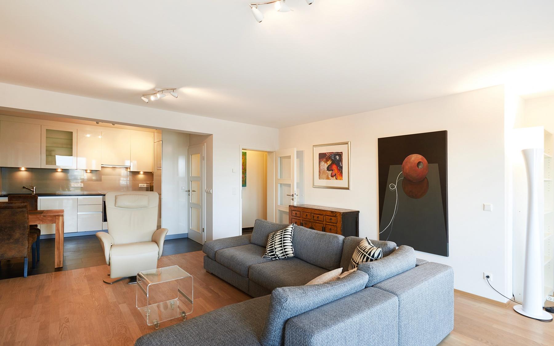 Appartement meublé à Luxembourg-Bonnevoie