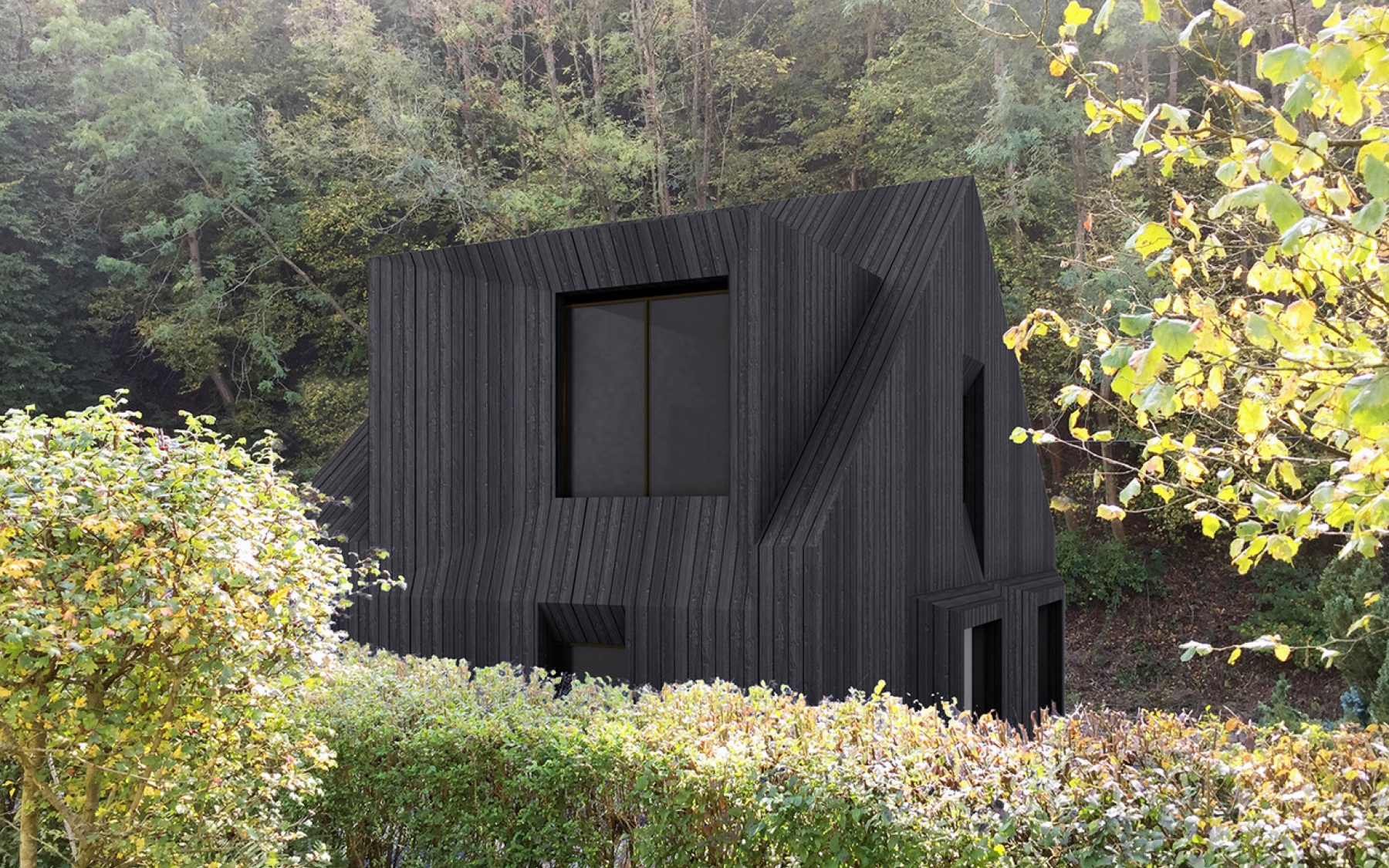 RIKYU House in Luxembourg-Weimerskirch