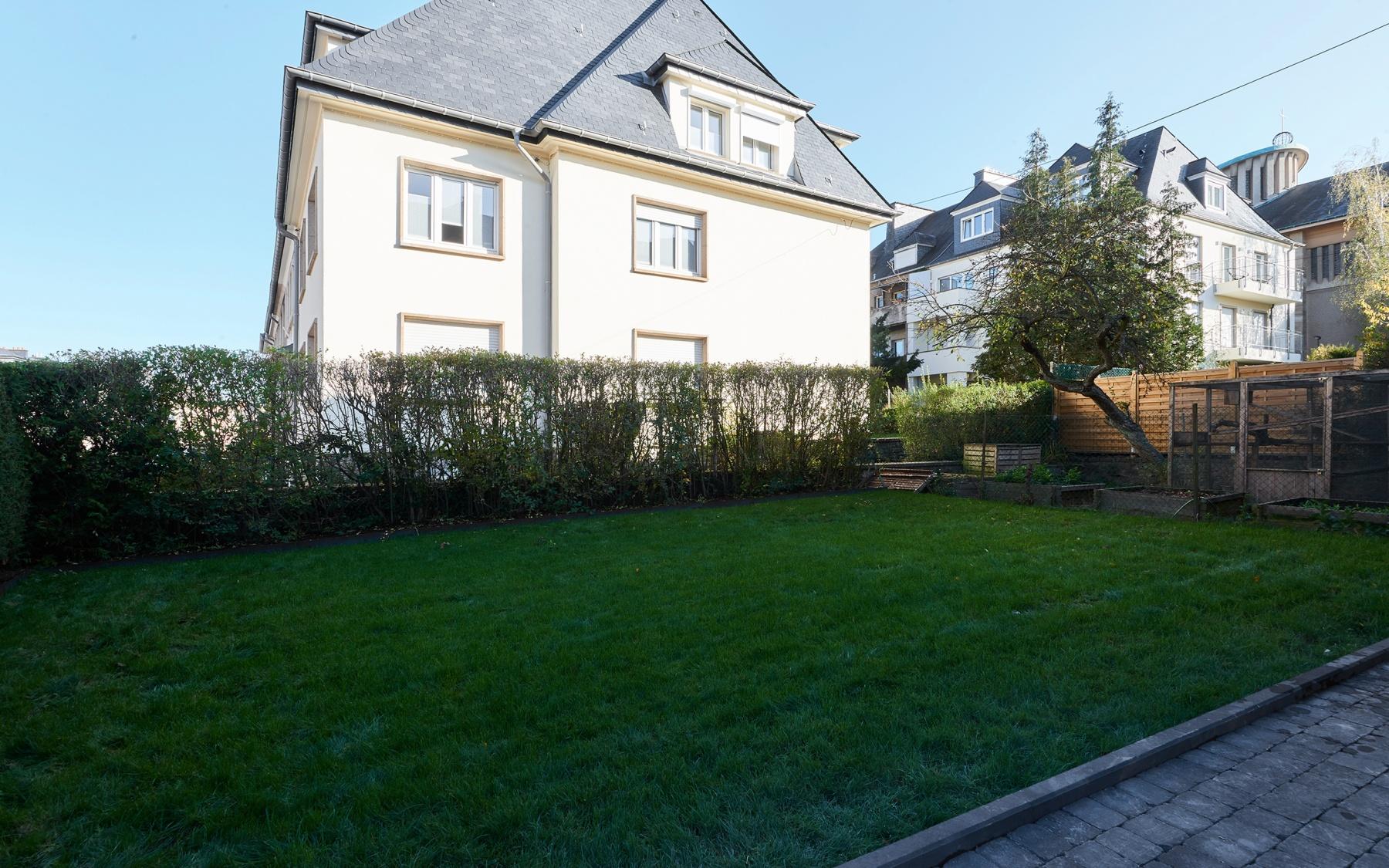 Maison rénovée à Luxembourg-Belair