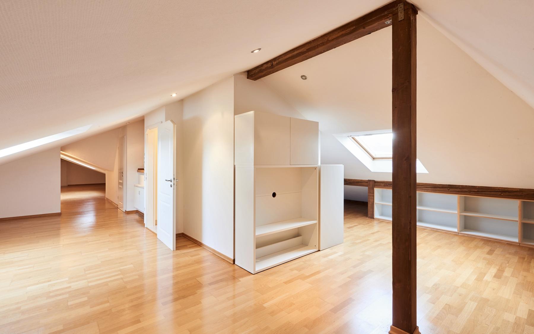 Penthouse duplex à Luxembourg-Bonnevoie