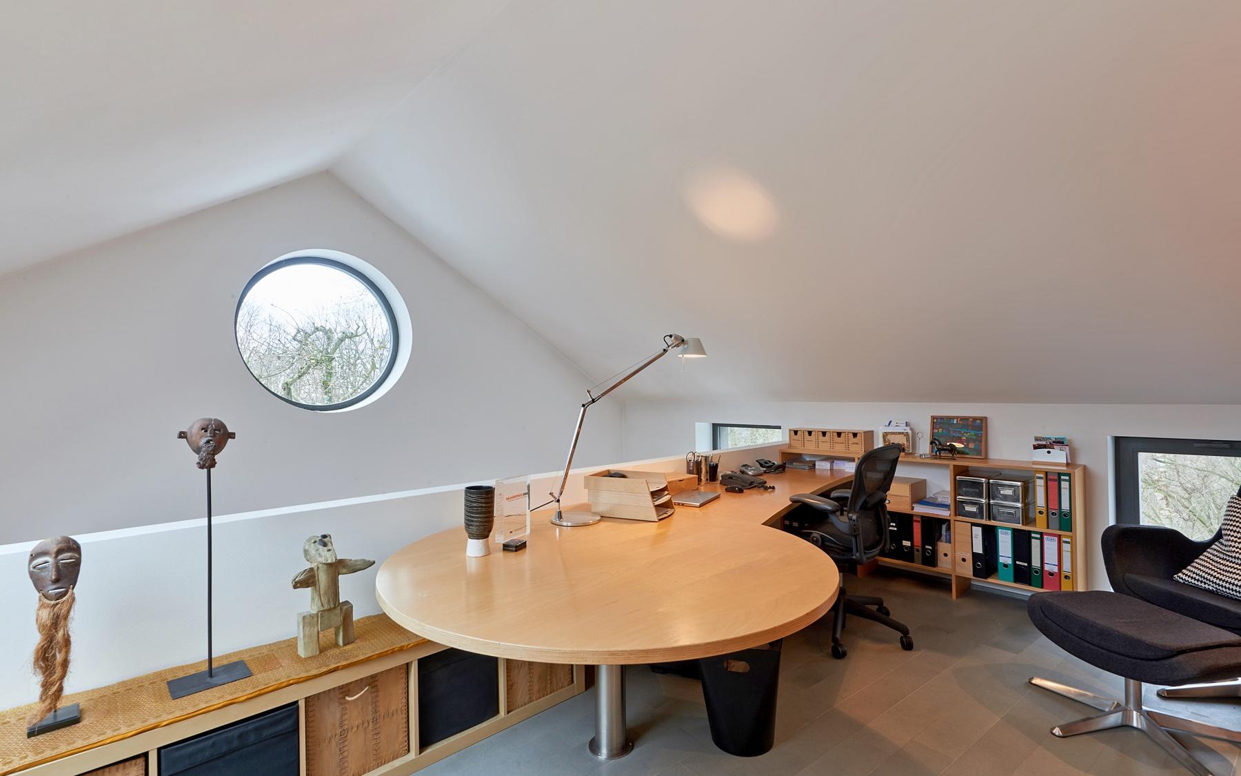 Maison d'architecte à Luxembourg-Cents Fetschenhof