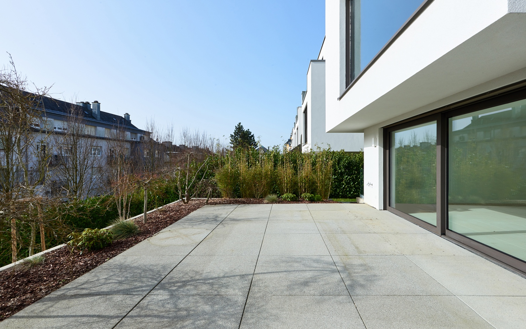 Maison moderne à Luxembourg-Belair