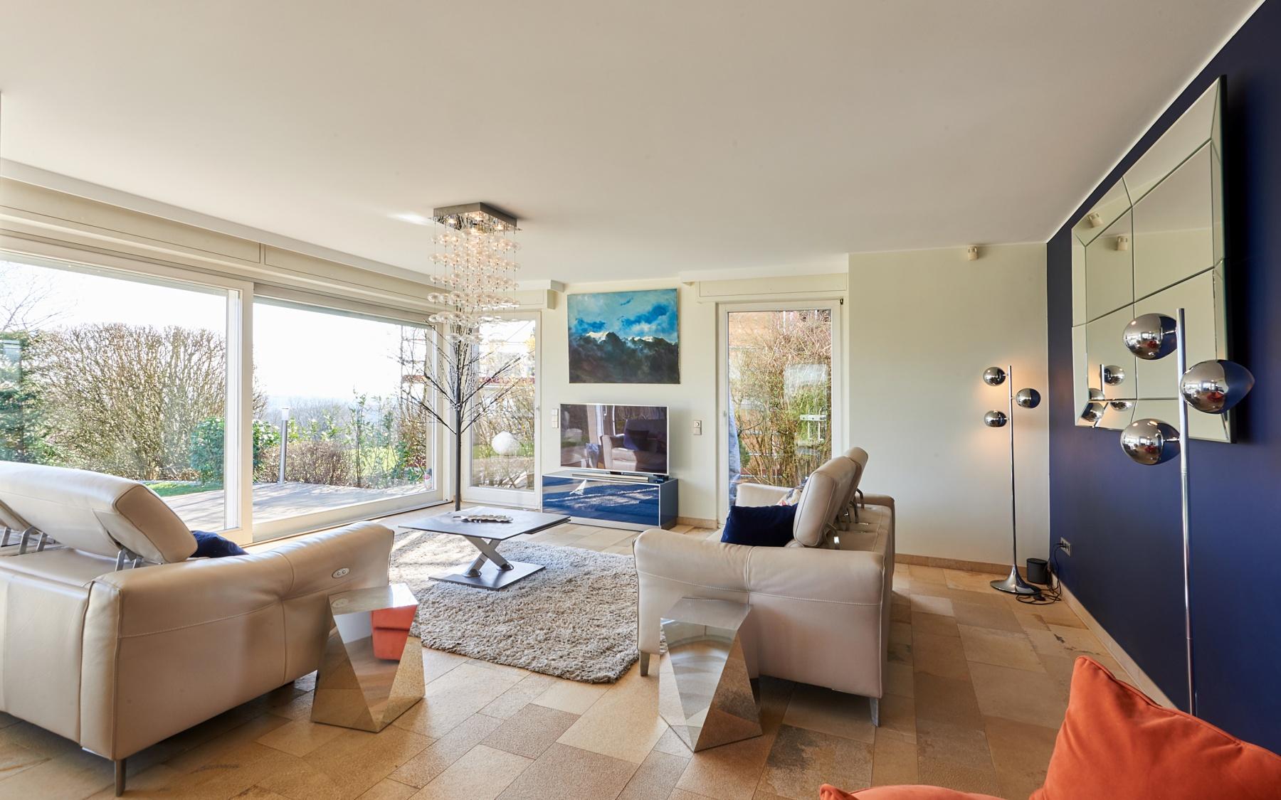 Villa avec vue panoramique à Dippach