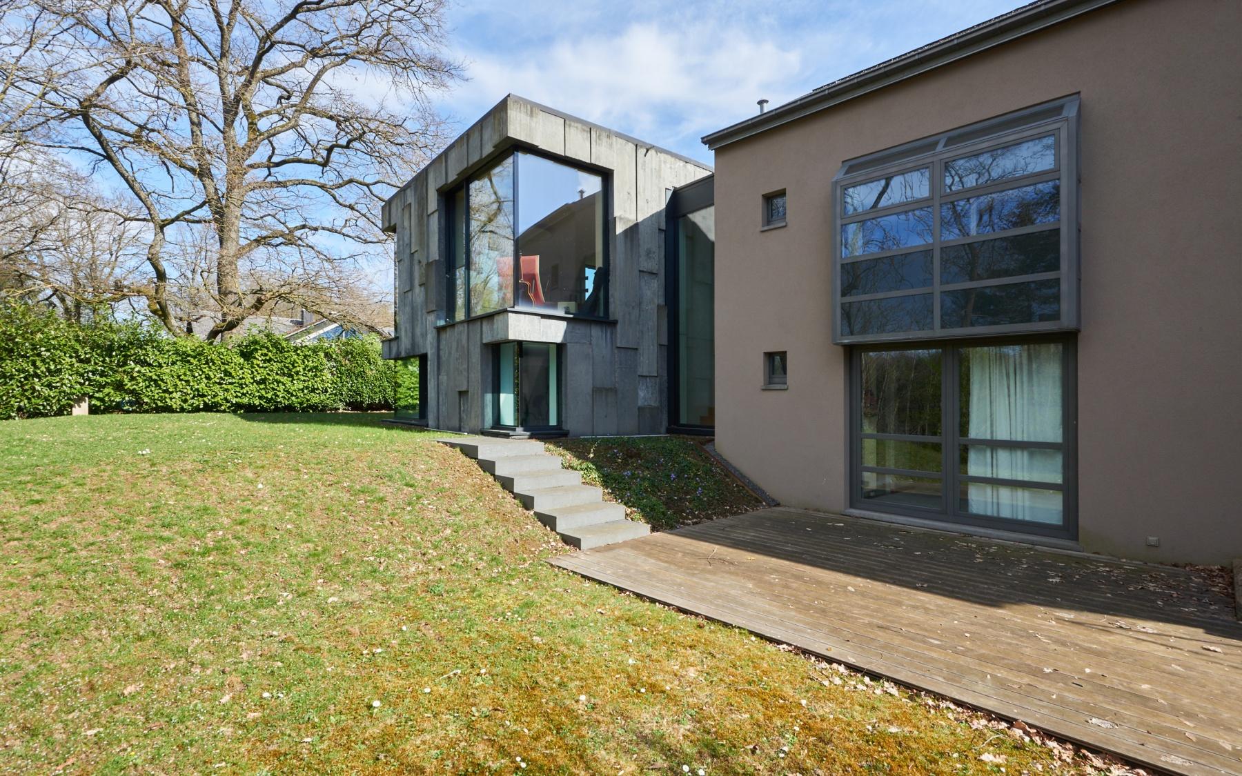 Maison d'architecte meublée à Luxembourg-Cents Fetschenhof