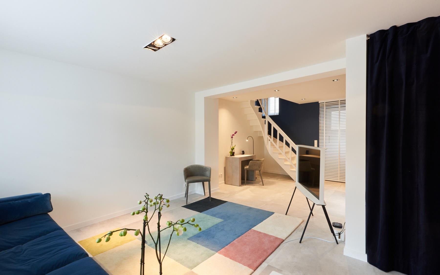 Maison jumelée meublée à Eischen