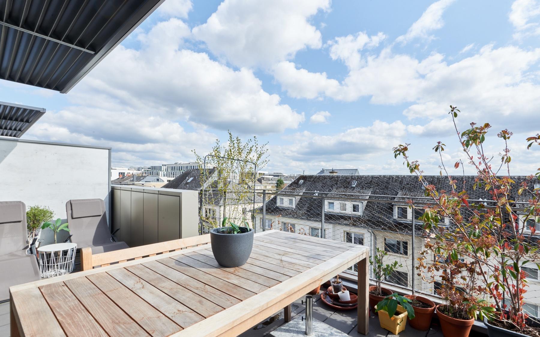 Duplex à Luxembourg-Merl