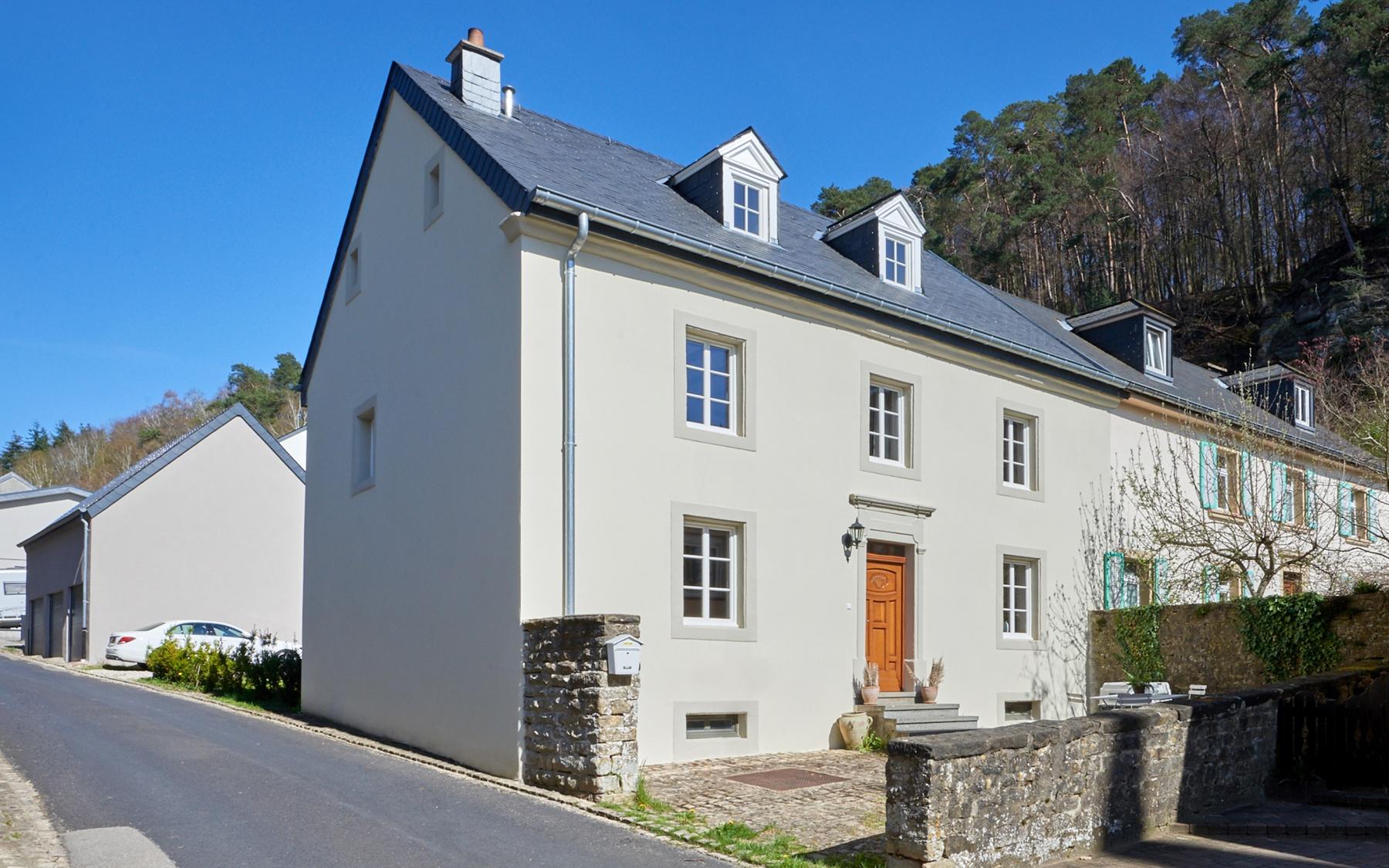 Maison de village à Bourglinster