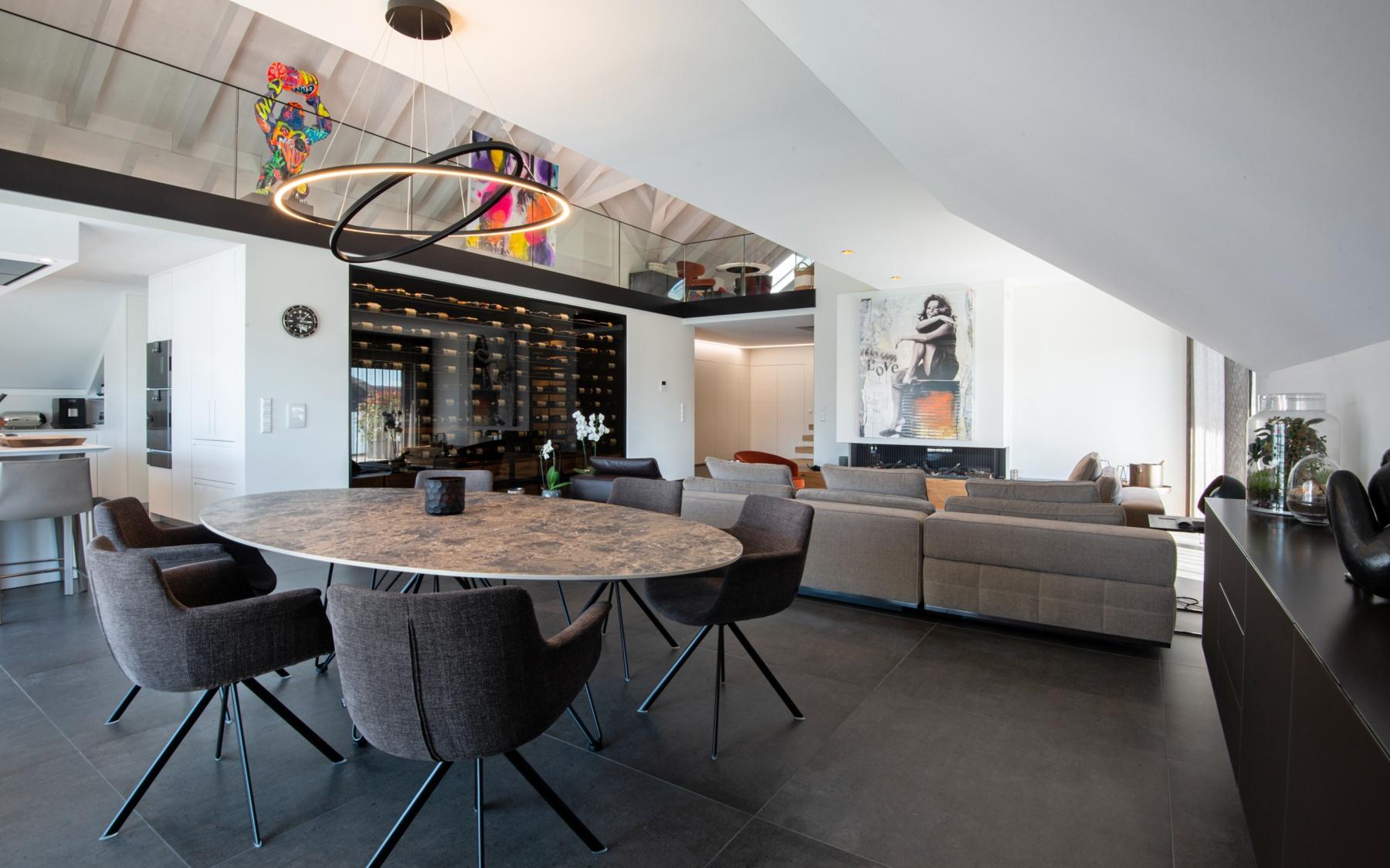 Penthouse d'exception à Roeser