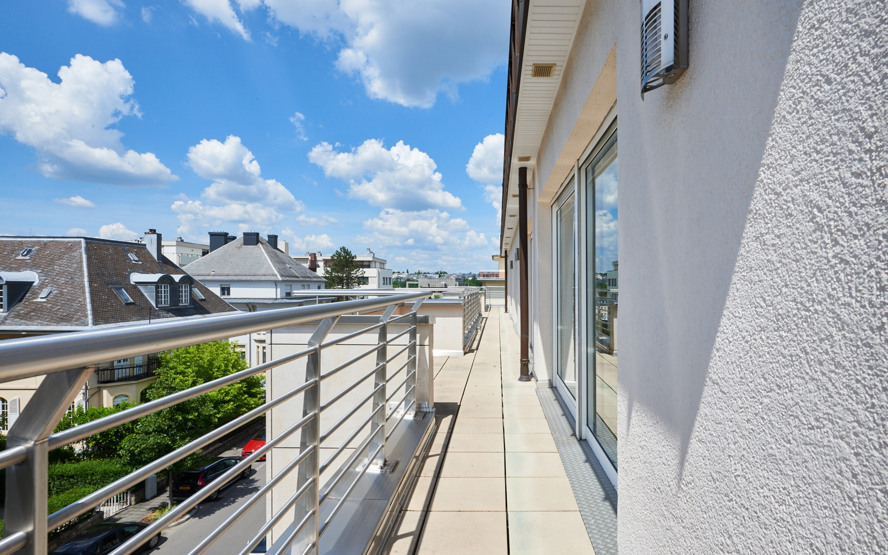 Penthouse à Luxembourg-Belair