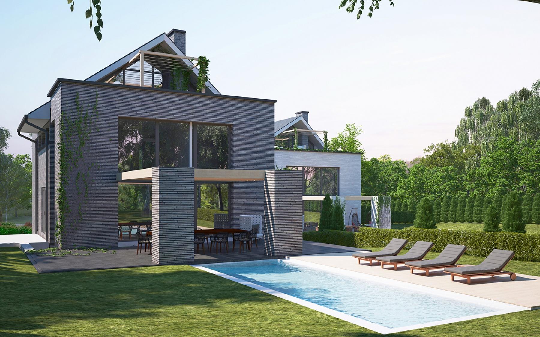 Villa WHITE à Strassen