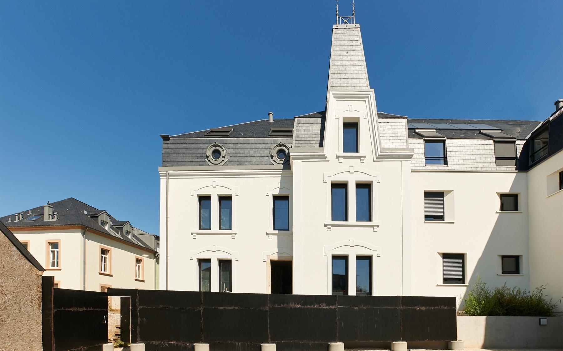 Maison de maître à Aspelt